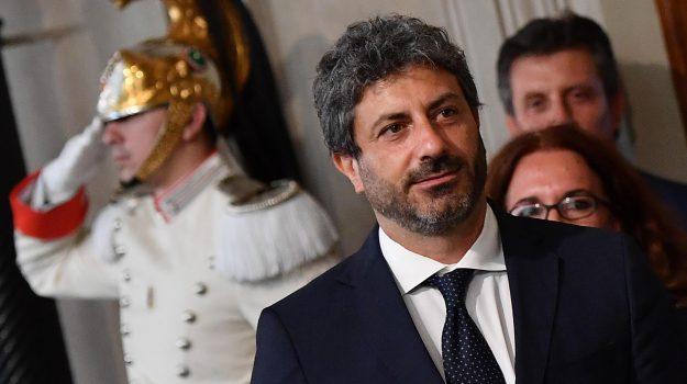 governo, Luigi Di Maio, Nicola Zingaretti, Roberto Fico, Sicilia, Politica