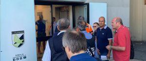 Palermo, sfrattata la vecchia società: sgombero forzato dello stadio Barbera