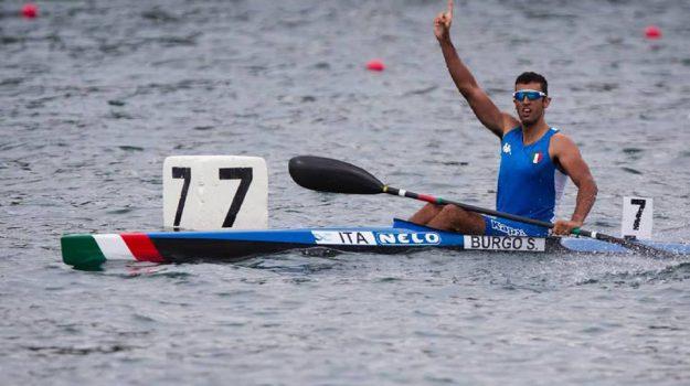 Canoa Kayak, olimpiadi, Samuele Burgo, Siracusa, Sport