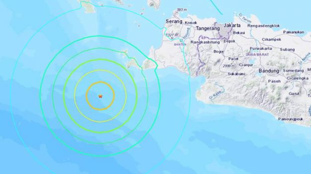 Indonesia, terremoto, Sicilia, Mondo