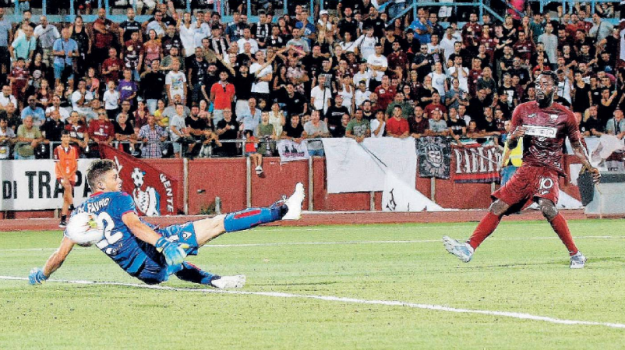 Calcio, trapani, Francesco Baldini, Trapani, Calcio
