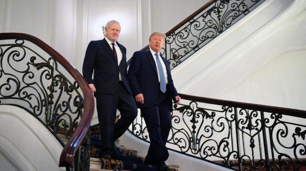 dazi, G7, Donald Trump, Sicilia, Mondo