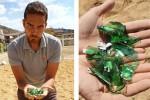 Cocci di vetro nel campo di beach soccer a Valguarnera, si indaga