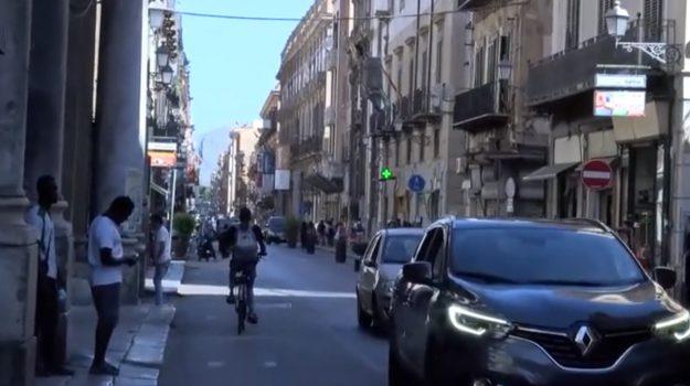 TRAFFICO, Giusto Catania, Palermo, Cronaca