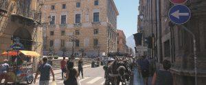 Palermo, tutta via Maqueda senza auto: partita la nuova isola pedonale
