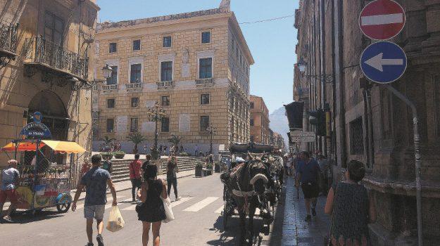 viabilità, Palermo, Politica
