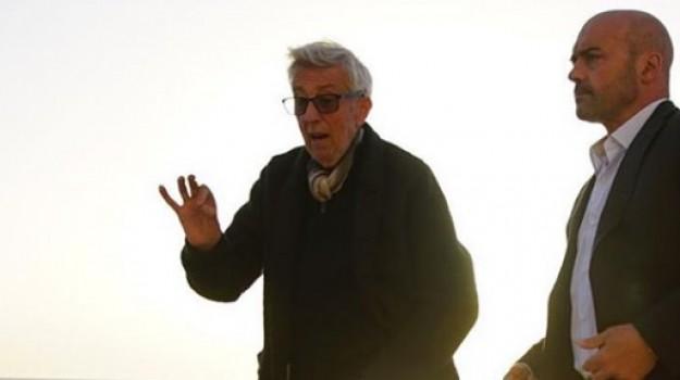 montalbano, morto Sironi, Alberto Sironi, Luca Zingaretti, Sicilia, Cronaca