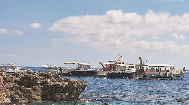 guardia costiera, riserva dello Zingaro, Trapani, Cronaca