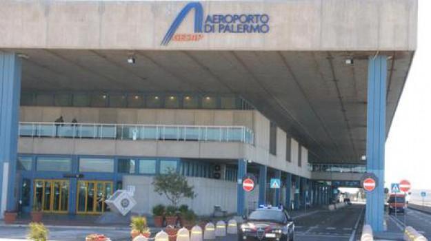 Aeroporto, Palermo, Economia