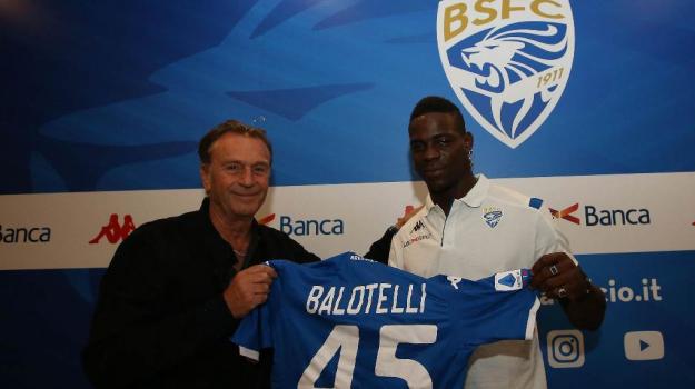Calcio, Mario Balotelli, Sicilia, Calcio