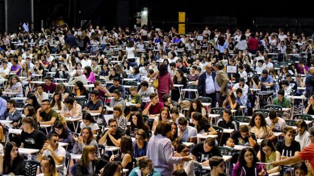 test di medicina, università, Sicilia, Cronaca