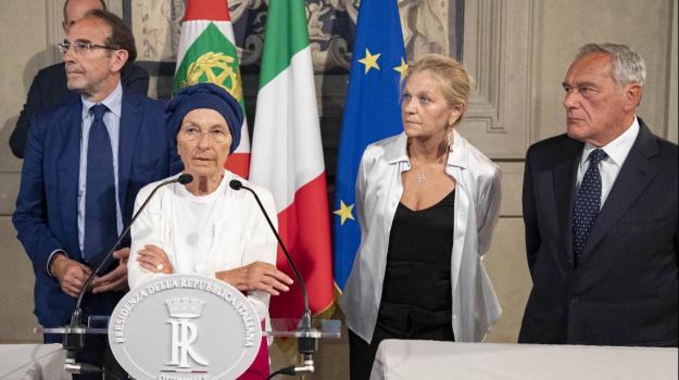 governo, emma bonino, Sicilia, Politica