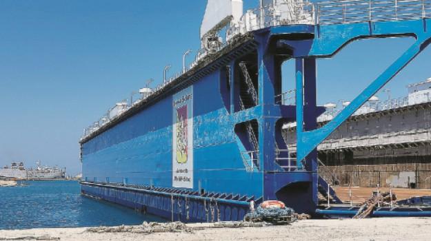 porto, sindacati, Pasqualino Monti, Trapani, Economia