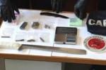 Nasconde in casa hashish e marijuana, ai domiciliari un 40enne di Vittoria