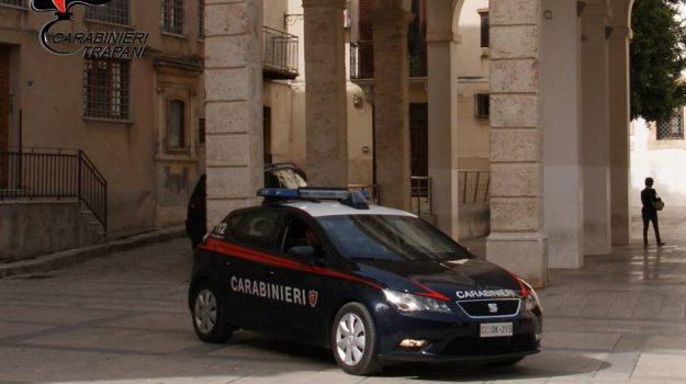 armi, droga, furti, Mariano Cannone, Trapani, Cronaca