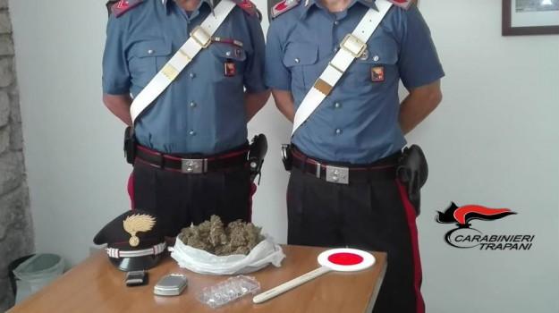 droga, Gaetano Casamento, Trapani, Cronaca