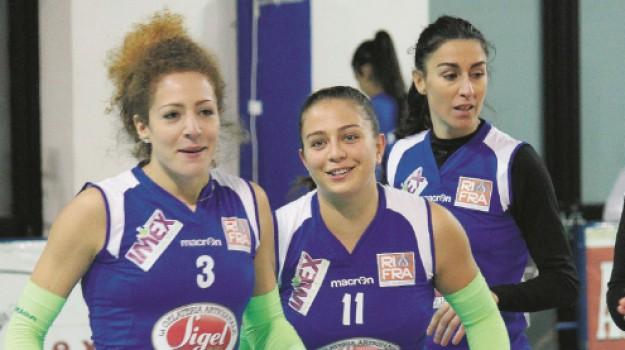 pallavolo, Chiara Scirè, Trapani, Sport