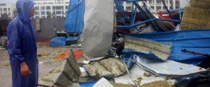 Cina: morti, dispersi e un milione di sfollati per il ciclone Lekima