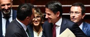 """Crisi, la Lega ritira la mozione di sfiducia a Conte: """"Sarebbe incoerente"""""""