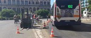 Palermo, da venerdì via Roma a doppio senso di circolazione