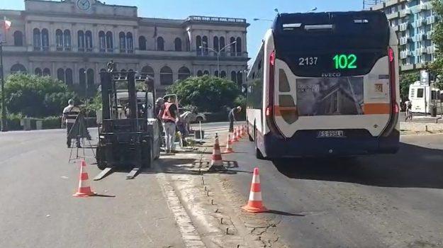 via roma, viabilità, Palermo, Cronaca