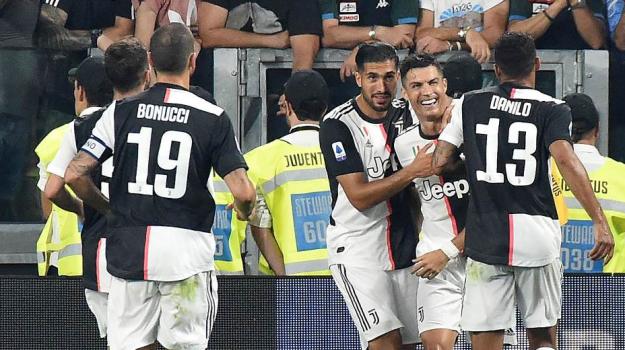 Calcio, Cristiano Ronaldo, Kalidou Koulibaly, Sicilia, Sport