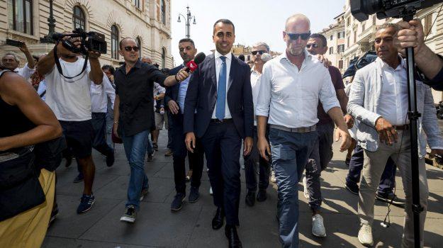 governo, Andrea Marcucci, Graziano Delrio, Luigi Di Maio, Sicilia, Politica