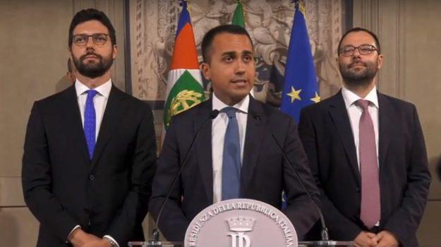 governo, Luigi Di Maio, Sicilia, Politica