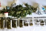 Spaccio di marijuana a Caltanissetta, arrestato 32enne
