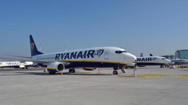 aeroporti, ryanair, Trapani, Economia