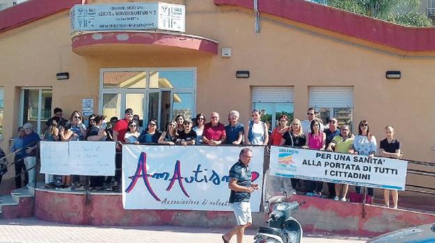 autismo, Caltanissetta, Politica