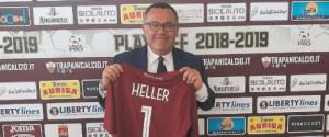 """Trapani calcio, Heller dà la carica: """"Siamo il simbolo della Sicilia"""""""