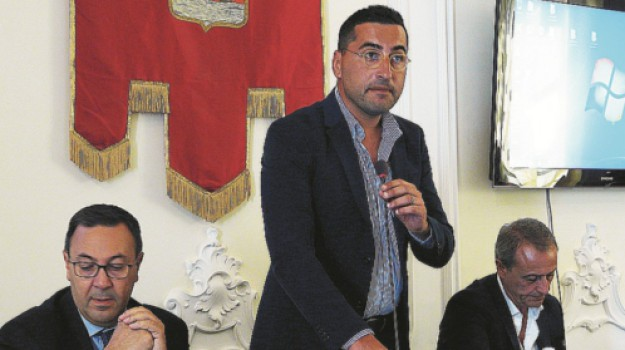 comuni, Giuseppe Guaiana, Trapani, Politica