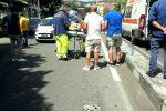 Anziano investito a Messina, muore due giorni dopo l'incidente