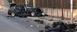 Incidente a Terrasini: muore un uomo, grave la compagna