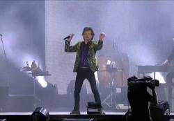 La Nasa ha dedicato una pietra di Marte ai Rolling Stones Mick Jagger: