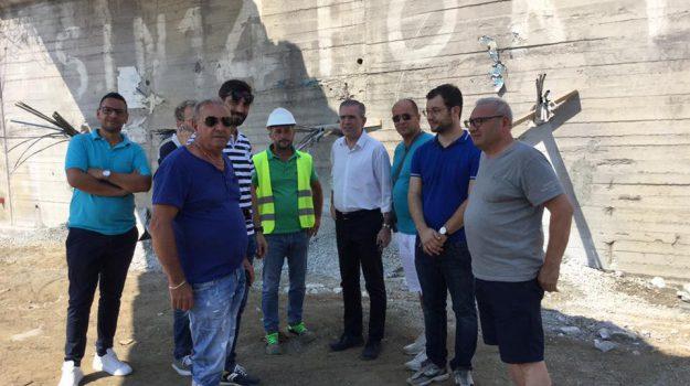 infrastrutture, Marco Falcone, Catania, Economia