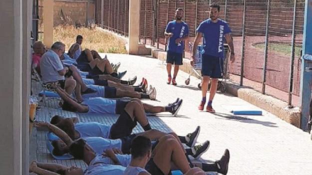 marsala calcio, Eugenio Lorefice, Trapani, Calcio