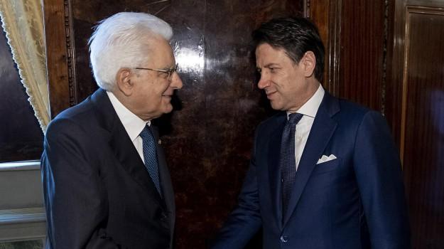 governo, Giuseppe Conte, Sergio Mattarella, Sicilia, Politica