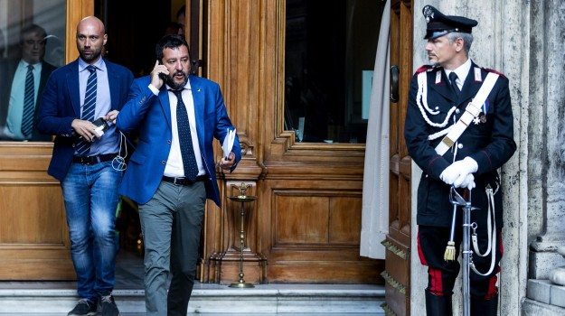 governo, Giuseppe Conte, Matteo Salvini, Sergio Mattarella, Sicilia, Politica