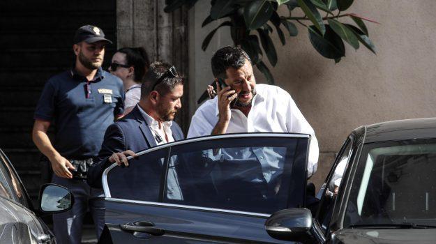 governo, Giuseppe Conte, Matteo Salvini, Sicilia, Politica