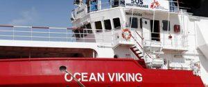 Migrant Ocean Viking