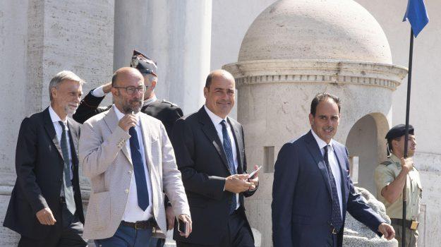 governo, Luigi Di Maio, Nicola Zingaretti, Sergio Mattarella, Sicilia, Politica
