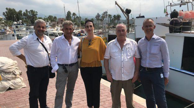 pesca, Pierluigi Manca, Sabina Barresi, Silvano Giangiacomi, Tonino Genovese, Messina, Economia