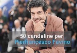 Pierfrancesco Favino, i 50 anni di un eclettico attore Festeggia il suo compleanno il 24 agosto - Ansa