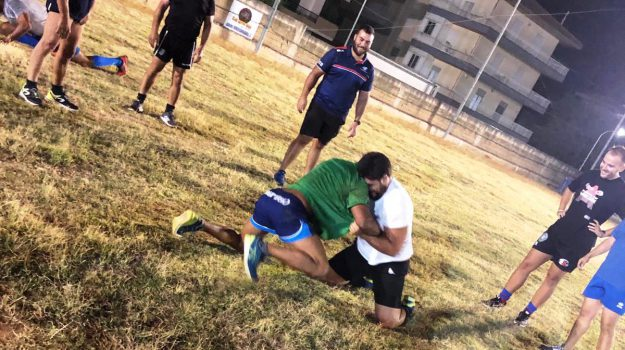 Ragusa Rugby, Alfio Nifosì, Erman Dinatale., Luca Tavernese, Ragusa, Sport