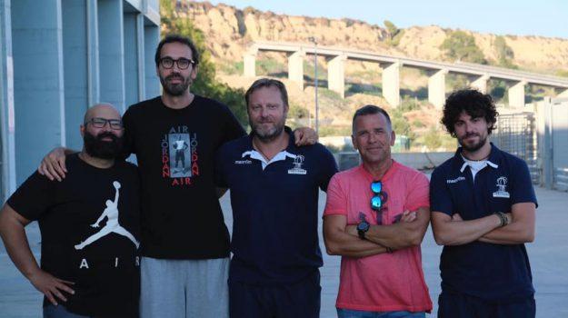 fortitudo agrigento, Damiano Alba, Devis Cagnardi, Giuseppe Ferlisi, Michele Giovanatto, Salvatore Alletto, Agrigento, Sport