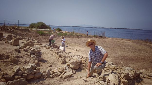 archeologia, Lorenzo Nigro, Trapani, Cultura