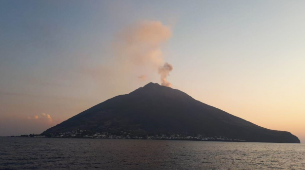 Stromboli, Messina, Cronaca