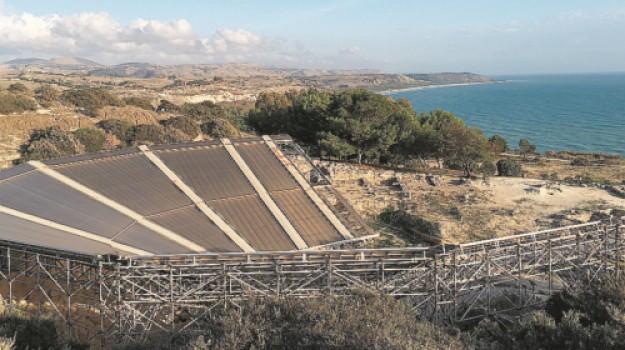 beni culturali, Agrigento, Economia